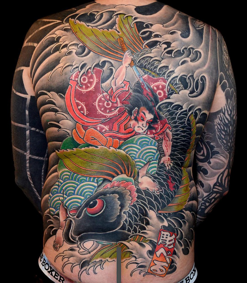 japanese tattoos irezumi meaning and history with pictures - HD1048×1200