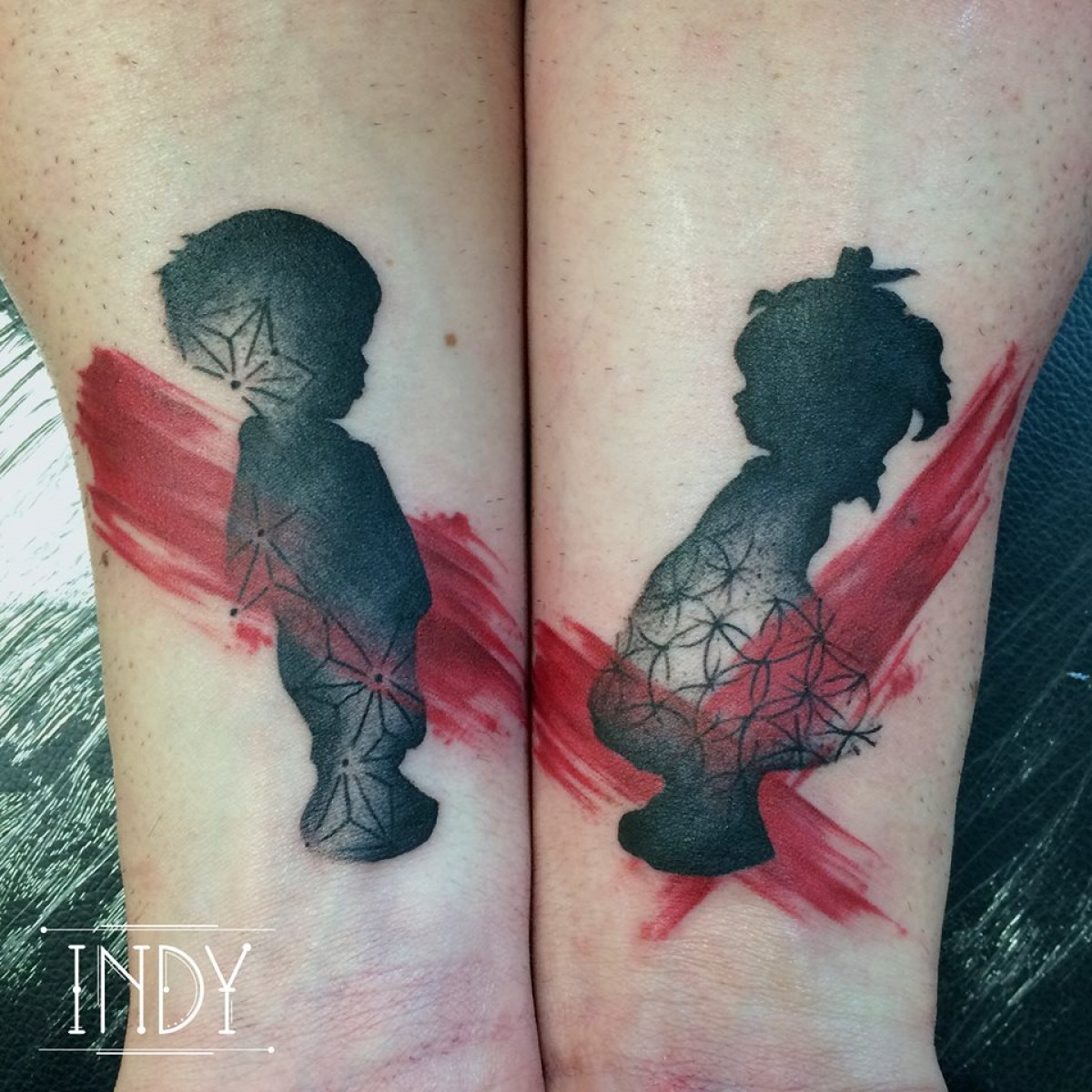 Tattoo soeur galerie tatouage - Tatouage de soeur ...